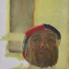 1.Self-Portrait with Woolen Cap, 1991